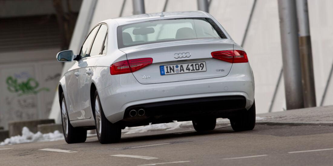 Audi A4 1.8 TFSI, Heck