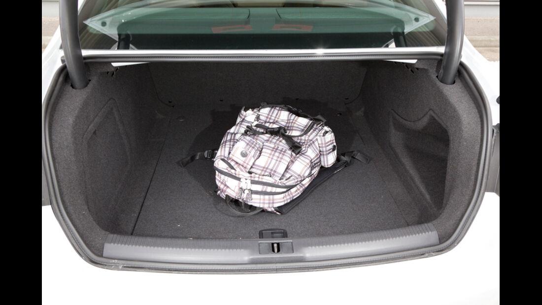Audi A4 1.8 TFSI, Kofferraum