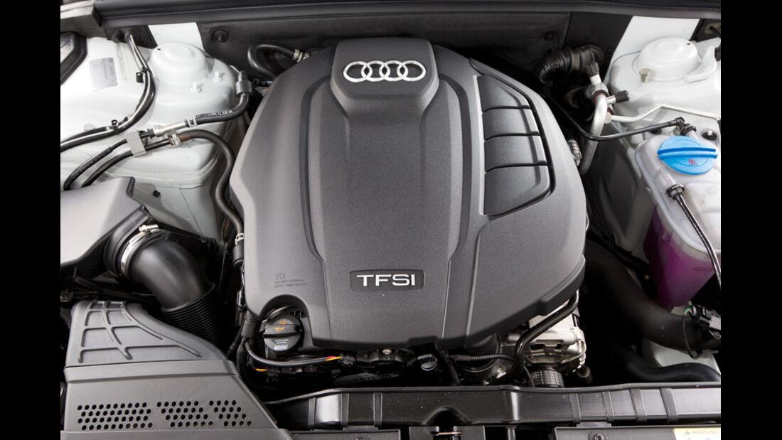 Audi A4 1.8 TFSI, Motor