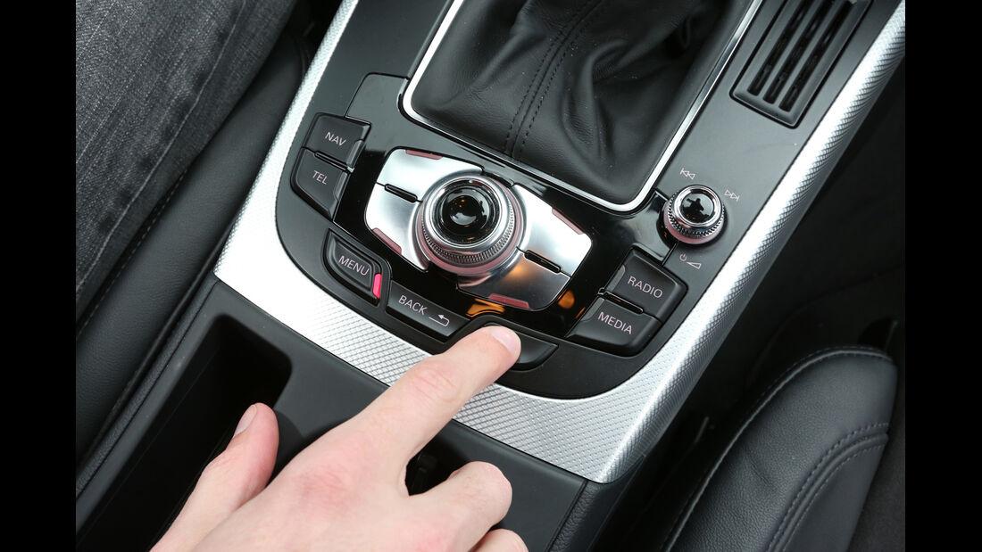 Audi A4 2.0 TDI, Bedienelement
