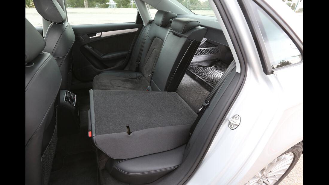 Audi A4 2.0 TDI, Fondsitz, Umklappen, Durchreiche