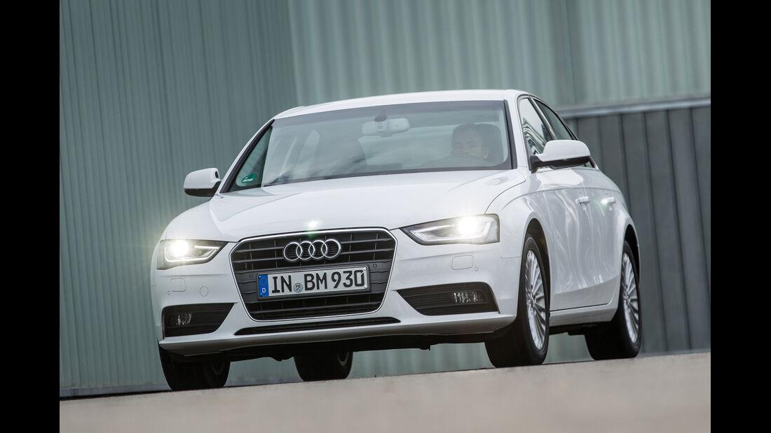 Audi A4 2.0 TDI, Frontansicht