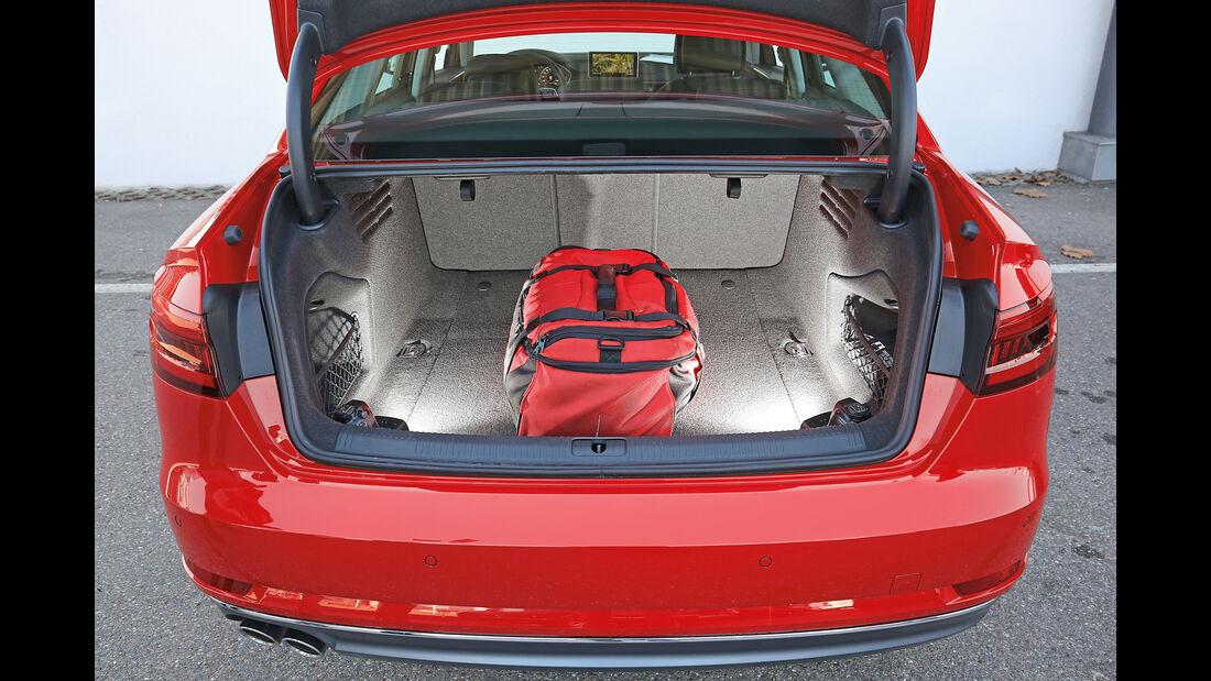 Audi A4 2.0 TDI, Kofferraum