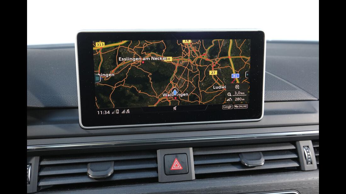 Audi A4 2.0 TDI, Navi