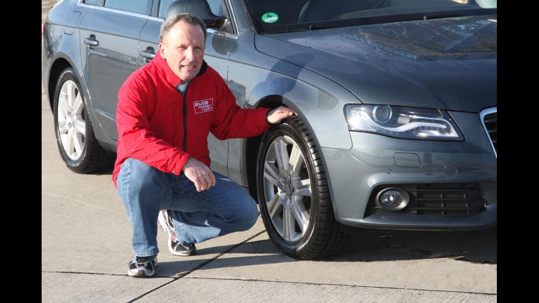 Audi A4 2.0 TDI, Porträt, Andreas Lucyk