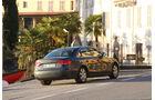 Audi A4 2.0 TDI, Stadt, Rückansicht