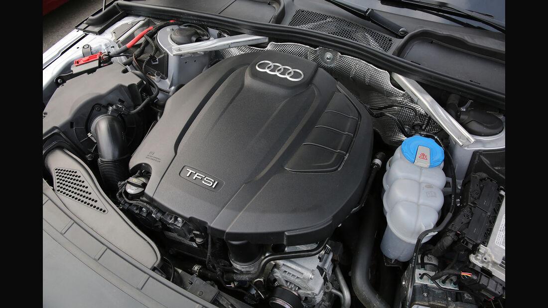 Audi A4 2.0 TFSI - Details
