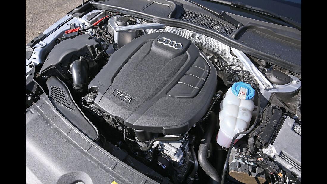 Audi A4 2.0 TFSI, Motor