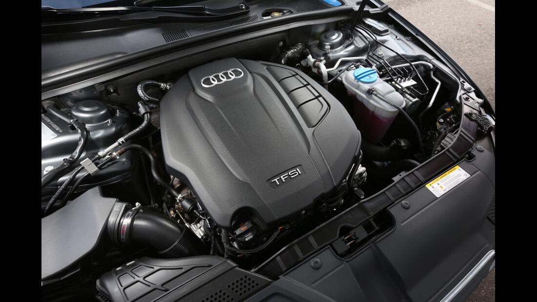 Audi A4 2.0 TFSI Quattro, Motor