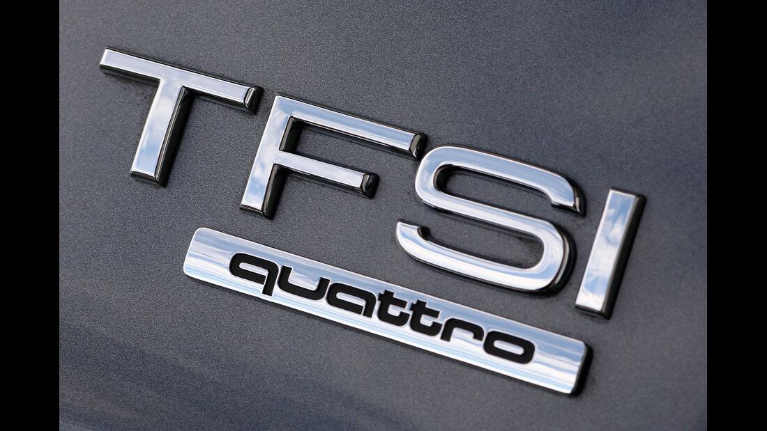 Audi A4 2.0 TFSI Quattro, Typenbezeichnung