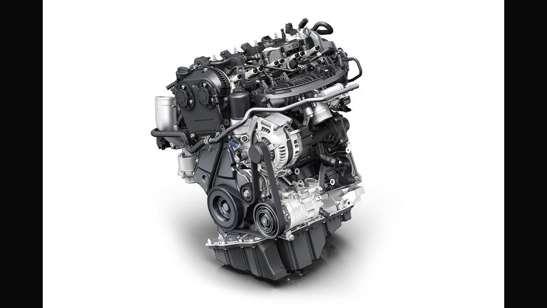 Audi A4 2015, Motor, TFSI