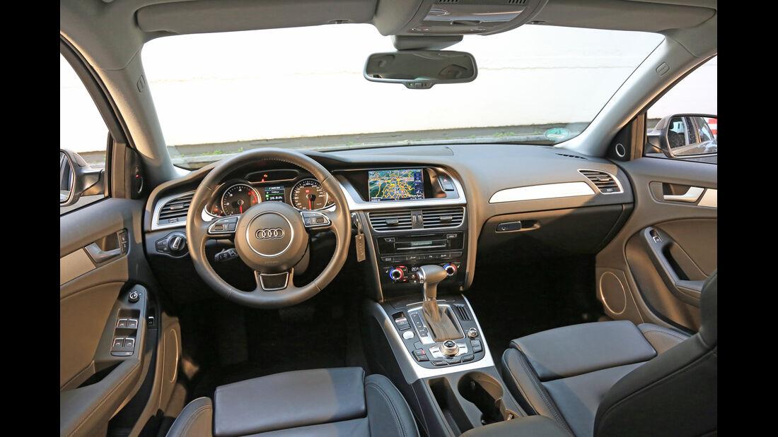 Audi A4 3.0 TDI Clean Diesel Quattro, Cockpit
