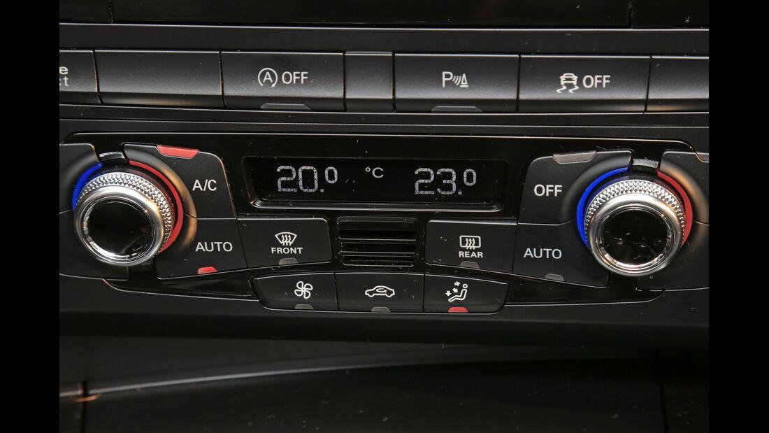 Audi A4 3.0 TDI Clean Diesel Quattro, Infotainment