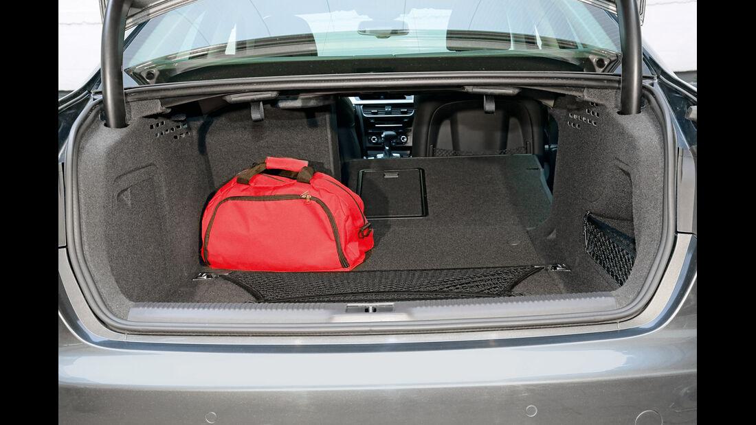 Audi A4 3.0 TDI Clean Diesel Quattro, Kofferraum