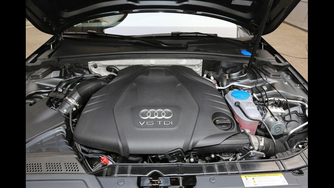 Audi A4 3.0 TDI Clean Diesel Quattro, Motor