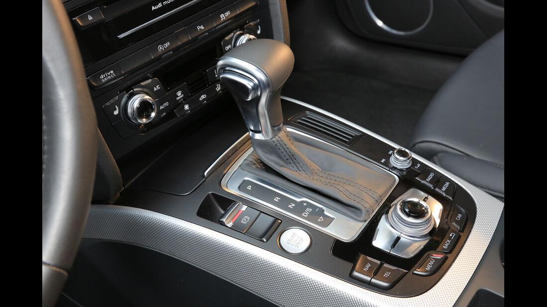 Audi A4 3.0 TDI Clean Diesel Quattro, Schalthebel