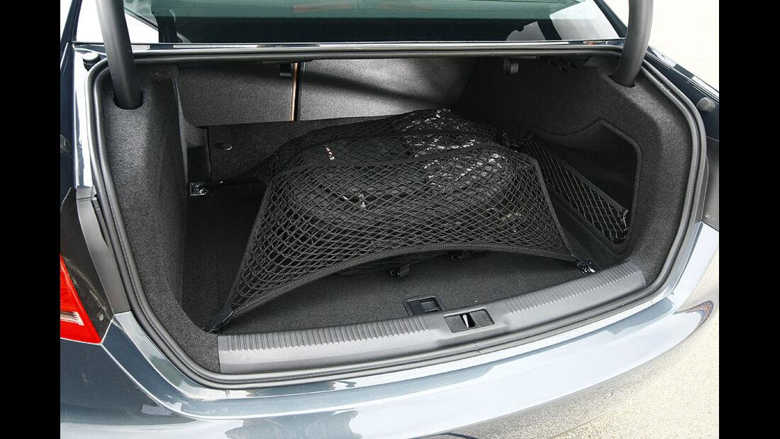 Audi A4 3.0 TDI Kofferraum
