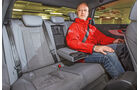 Audi A4 3.0 TDI Quattro, Fondsitz