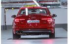 Audi A4 3.0 TDI Quattro, Heckansicht