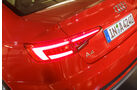 Audi A4 3.0 TDI Quattro, Heckleuchte