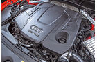 Audi A4 3.0 TDI Quattro, Motor