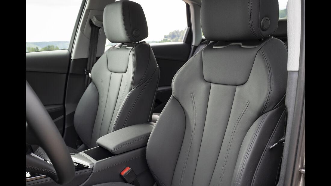 Audi A4 45 TFSI Quattro, Interieur