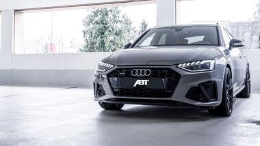 Audi A4 50 TDI 45 TFSI Tuning Leistung Abt Sportsline