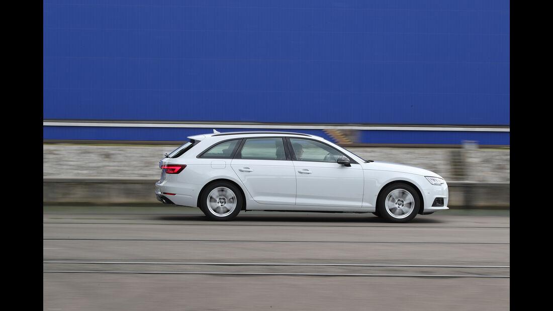 Audi A4 AV 2.0 TFSI Quattro, Exterieur