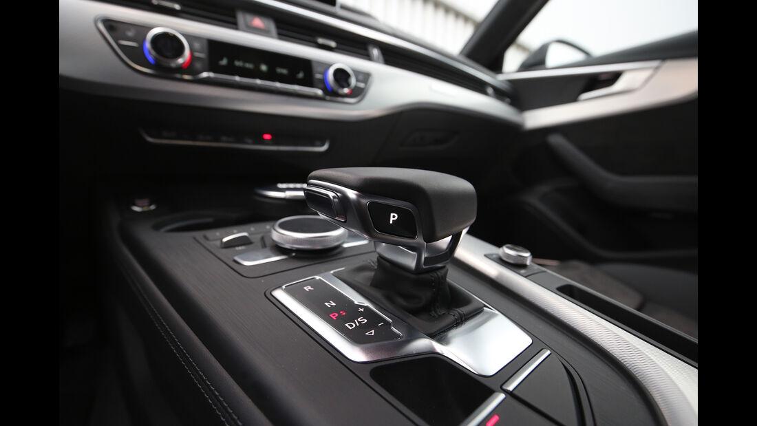 Audi A4 AV 2.0 TFSI Quattro, Interieur