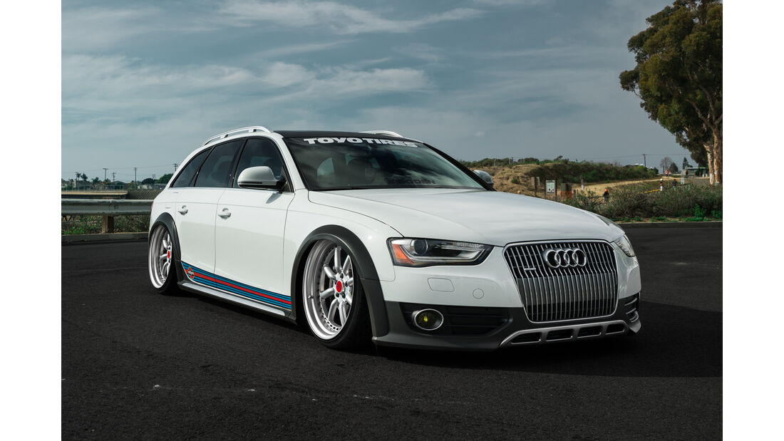 Audi A4 Allroad - Boden Autohaus
