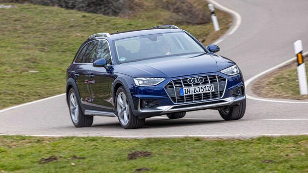 Audi A4 Allroad, Exterieur