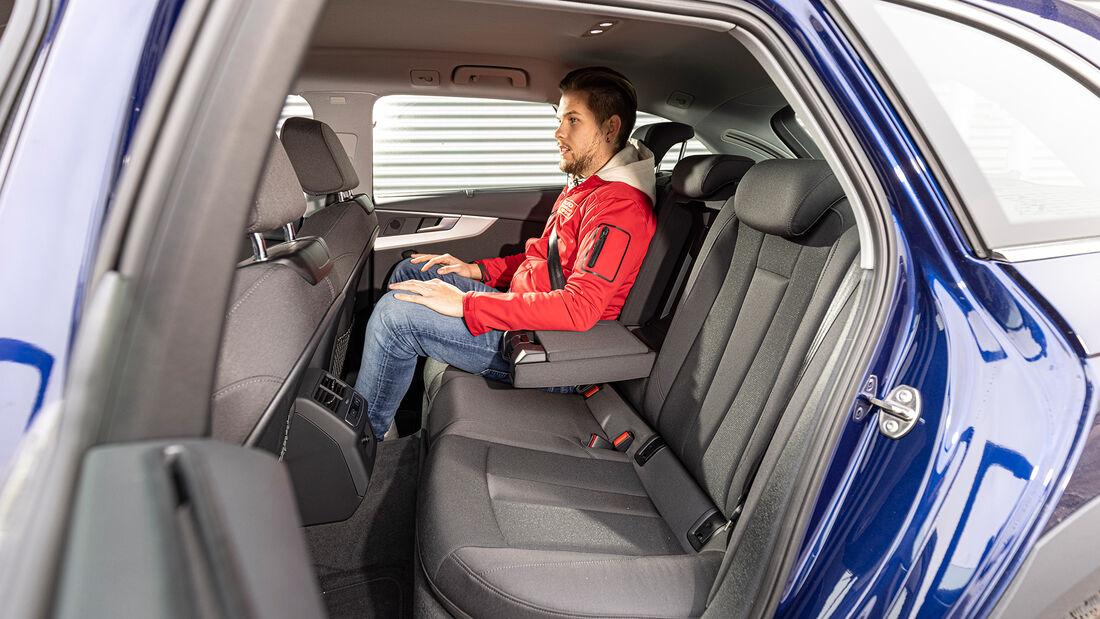 Audi A4 Allroad, Interieur