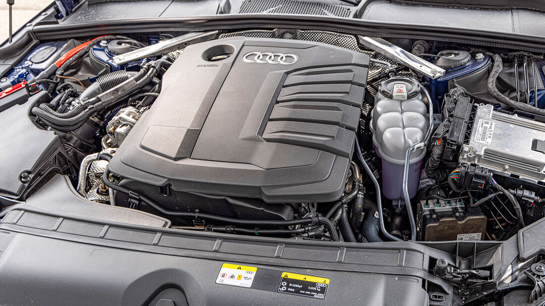Audi A4 Allroad, Motor