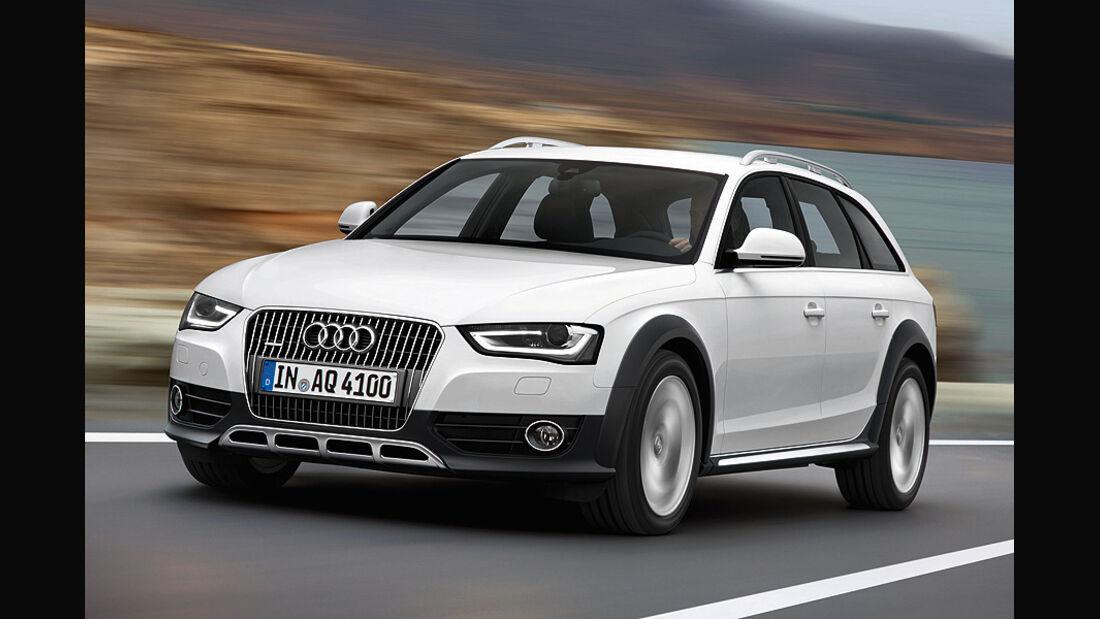 Audi A4 Allroad Quattro,