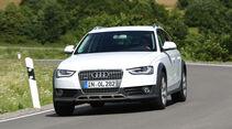 Audi A4 Allroad Quattro 2.0 TDI, Frontansicht