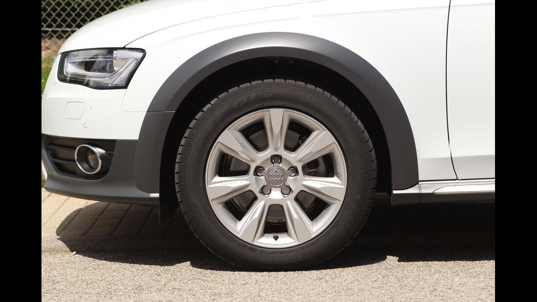 Audi A4 Allroad Quattro 2.0 TDI, Rad, Felge