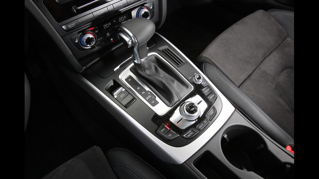 Audi A4 Allroad Quattro 2.0 TDI, Schaltknauf, Schalthebel
