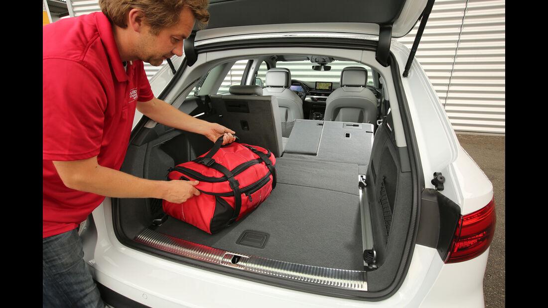 Audi A4 Allroad Quattro 2.0 TFSI, Kofferraum