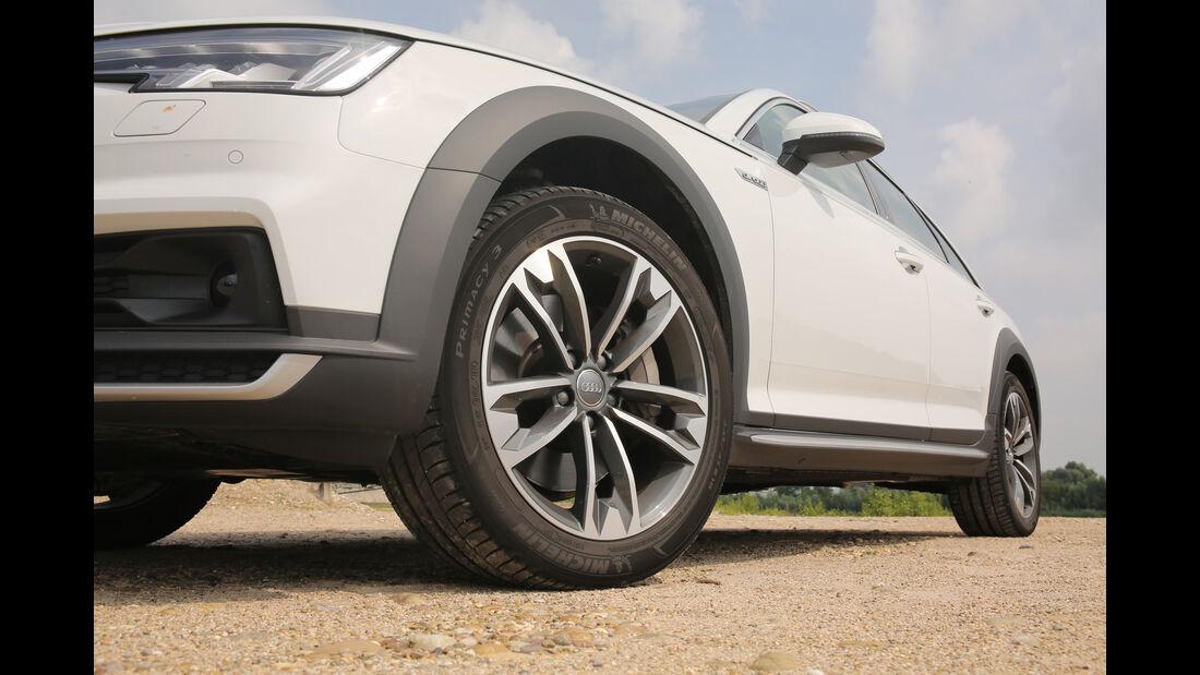 Audi A4 Allroad Quattro 2.0 TFSI, Rad, Felge