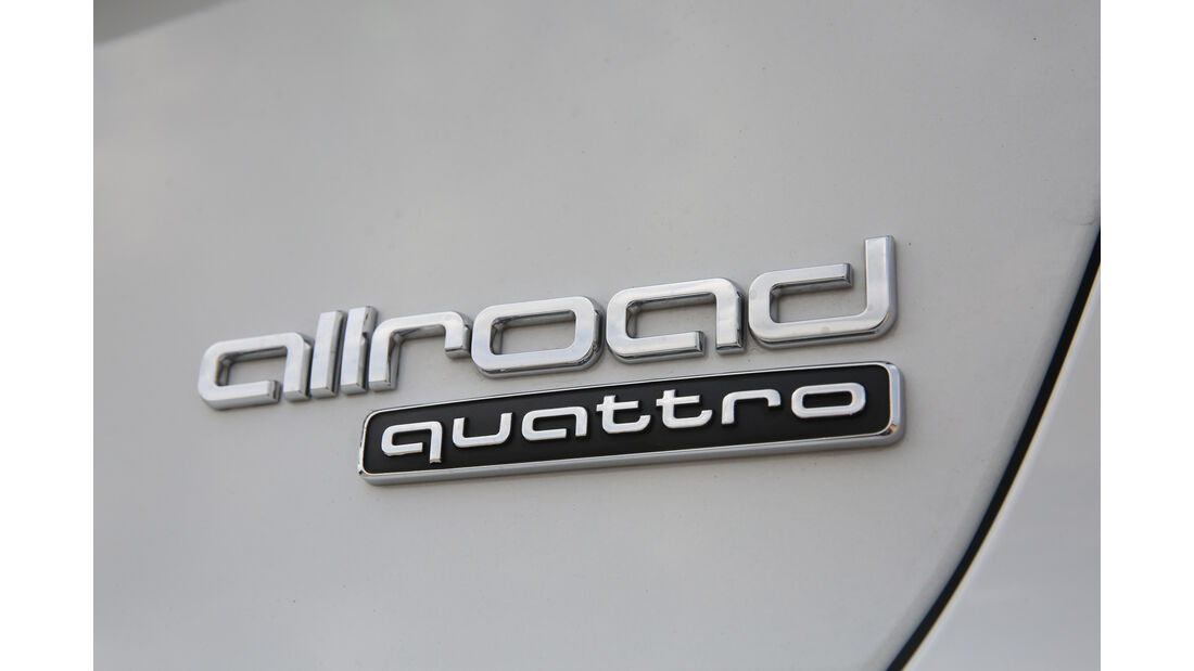 Audi A4 Allroad Quattro 2.0 TFSI, Typenbezeichnung