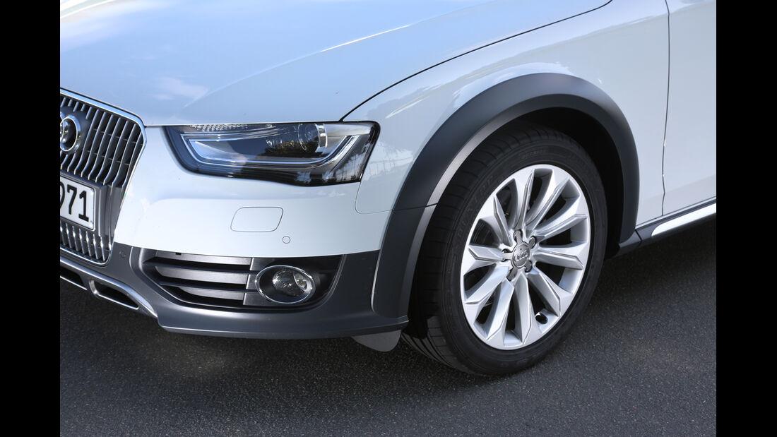 Audi A4 Allroad Quattro, Felge