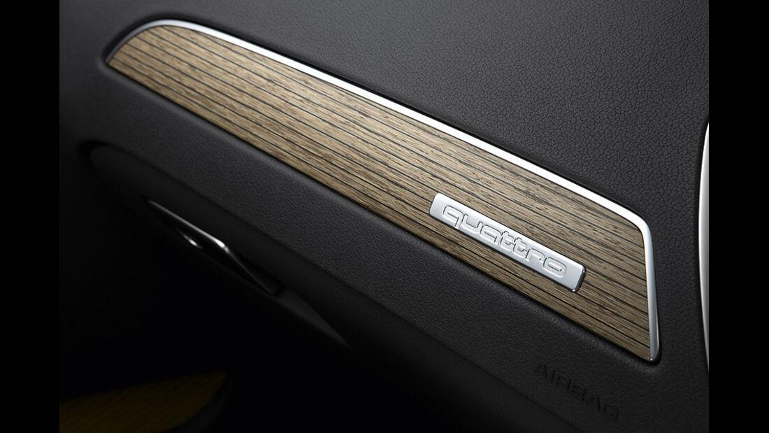 Audi A4 Allroad Quattro, Innenraum,