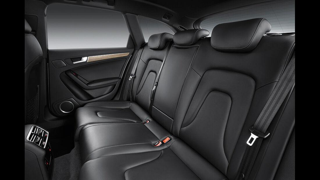 Audi A4 Allroad Quattro, Innenraum