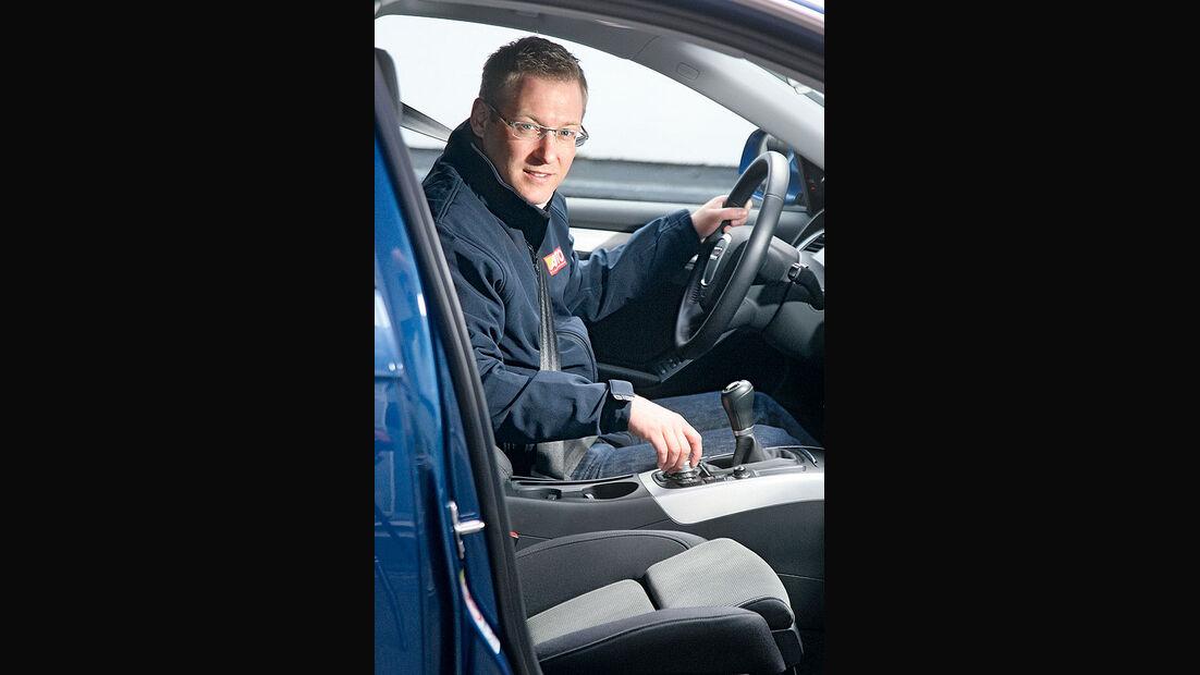 Audi A4 Avant 1.8 TFSI, Fahrersitz