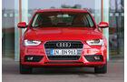 Audi A4 Avant 1.8 TFSI, Frontansicht