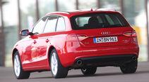 Audi A4 Avant 1.8 TFSI, Heckansicht