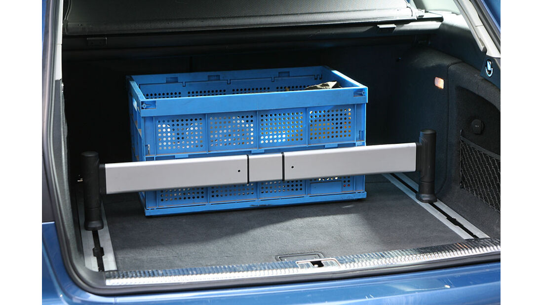 Audi A4 Avant 1.8 TFSI, Kofferraum