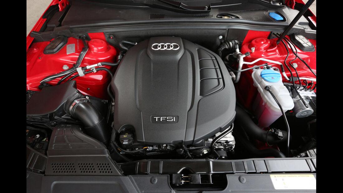 Audi A4 Avant 1.8 TFSI, Motor