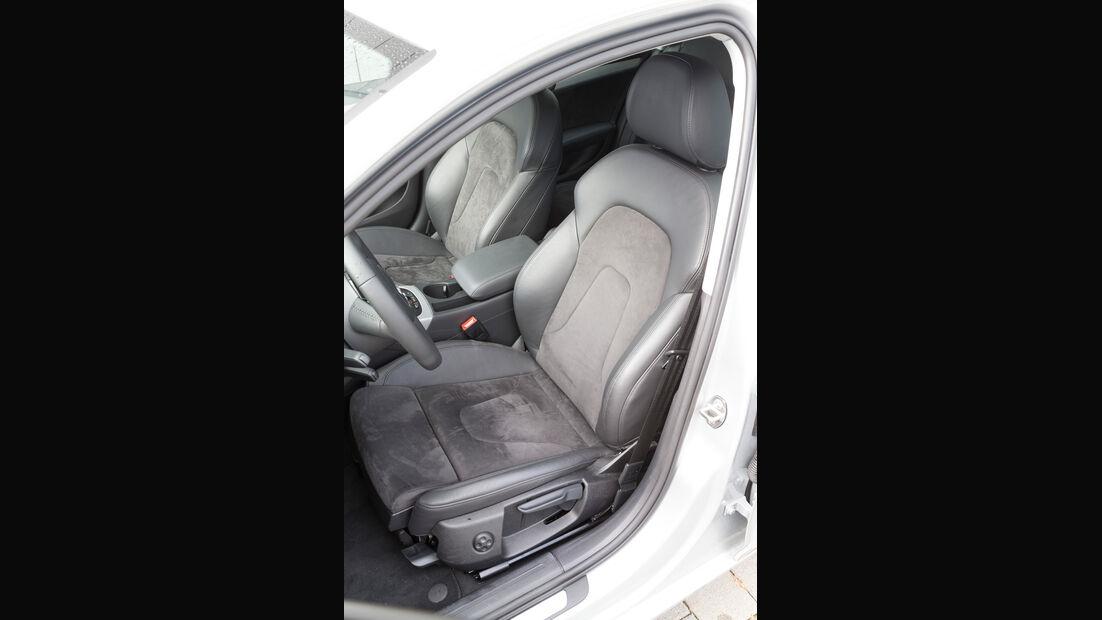 Audi A4 Avant 2.0 TDI Ambition, Fahrersitz