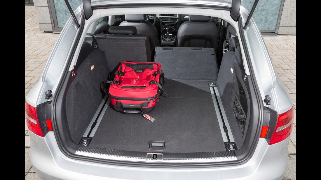 Audi A4 Avant 2.0 TDI Ambition, Kofferraum